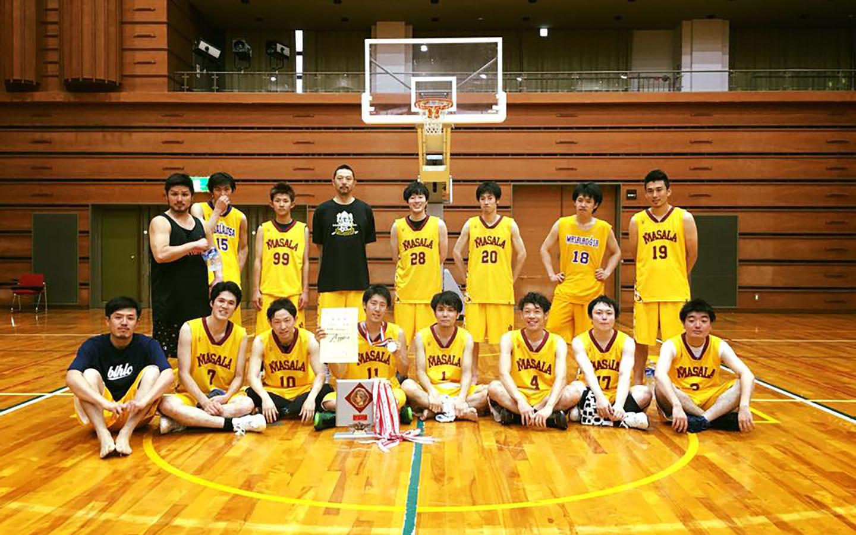 バスケチームユニフォームロゴ