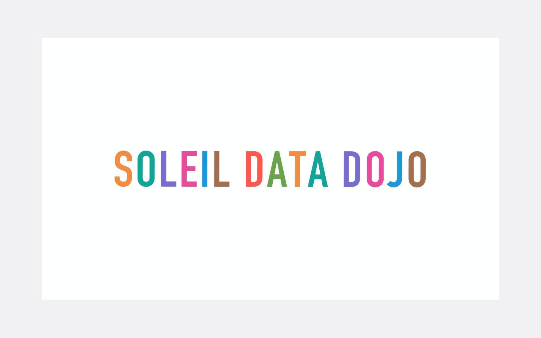 SOLEIL DATA DOJO様ロゴ