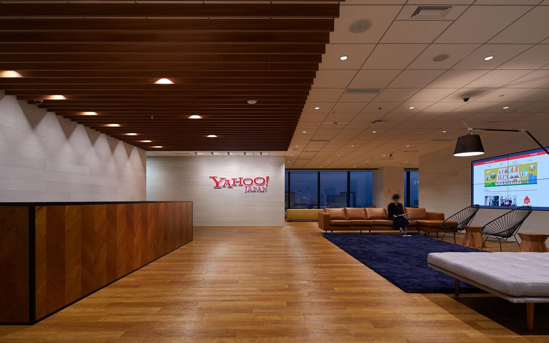 Yahoo! JAPAN様サイン計画